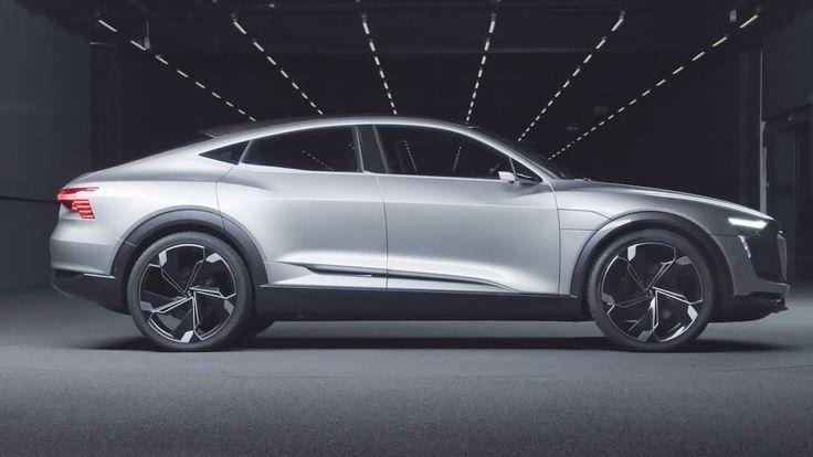 2019 Audi E-Tron Sportback - interior Exterior and Drive