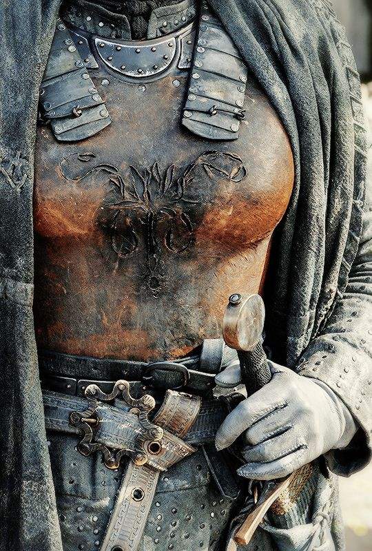 Forged by Fantasy | costume detail