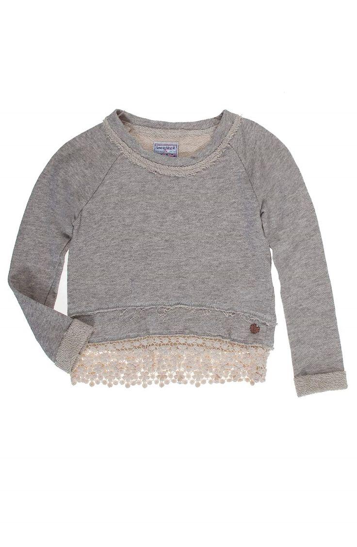 Camiseta para niña en tejido de punto.Compra en la tienda On Line de Off Corss - OFFCORSS
