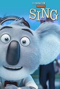 Sing Movie 2016 Classroom Decor Posters Netflix Tv Cartoons Marvel Scene