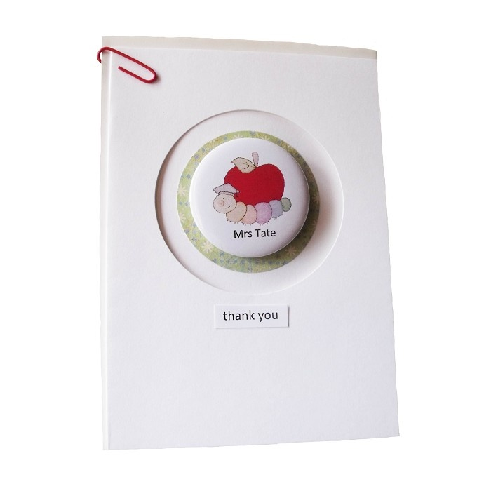 Teachers Pet Card - by Ooakly on madeit