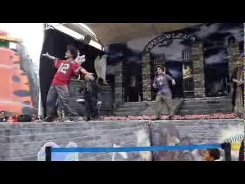 Zombilocos Invasión Zombie en la Feria de Chapultepec Parque Mágico - YouTube