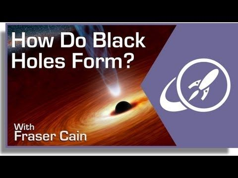 How Do Black Holes Form? - YouTube