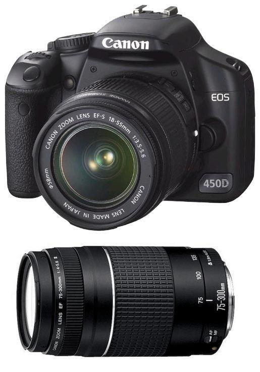 Canon EOS 450D KIT Reflex Digital - Fnac.es - Cámaras Fotos Réflex
