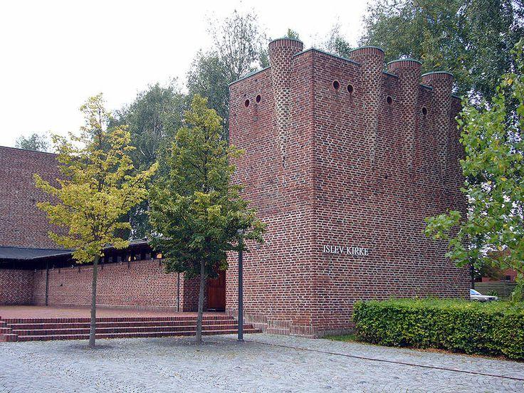 Islev Kirke Roedovre Denmark