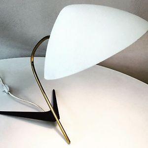 LAMPADA DA TAVOLO Vintage Design Olandese LOIUS KALF ANNI 50   eBay