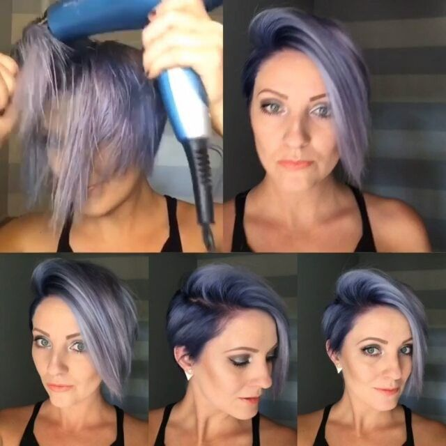 Just a great video @emilyandersonstyling.  Love the new color  Love that using @fanolanoyellowshampoo