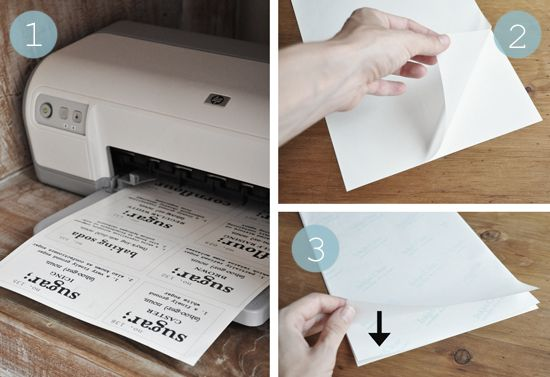 The Painted Hive | MAGIC Decal Tutorial with Free Printables!