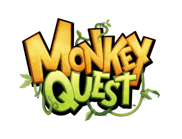 Monkey Quest by Eric Bellefeuille, via Behance