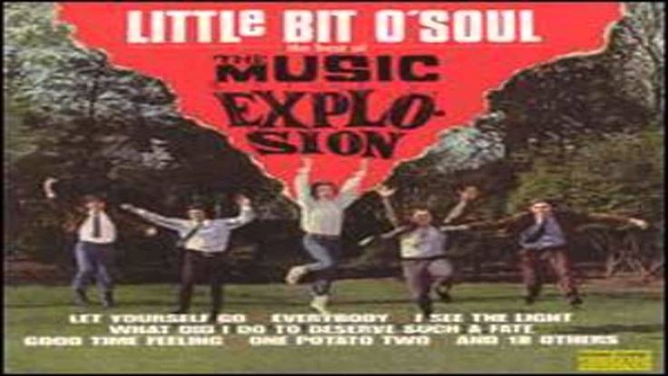 Music Explosion - Little Bit O' Soul [High Quality] [1964] http://www.pinterest.com/merciduran/