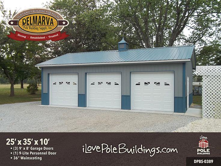 25+ best Pole barn garage ideas on Pinterest | Pole barn designs ...