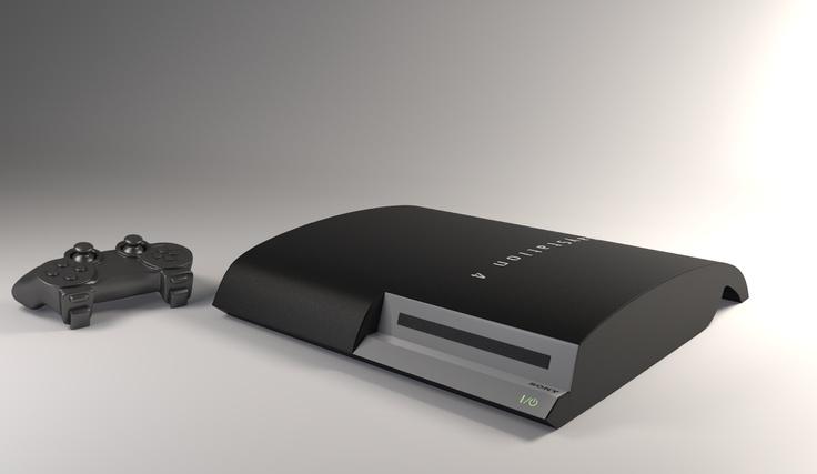 Este es el modelo que Andrés Muñoz, usuario de ENTER.CO, nos envía del PlayStation 4 #ElPlay4Tendria
