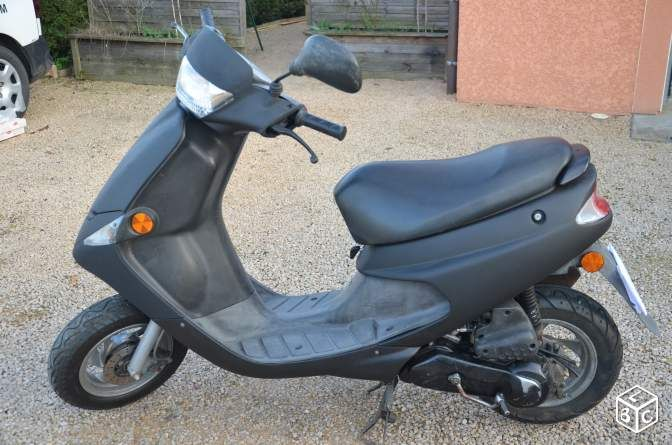 Peugeot Zénith scooter 50cc