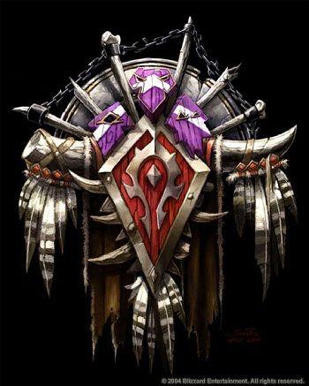 World of Warcraft Horde Symbol Here are some of the best World of Warcraft Horde pics I could find online.