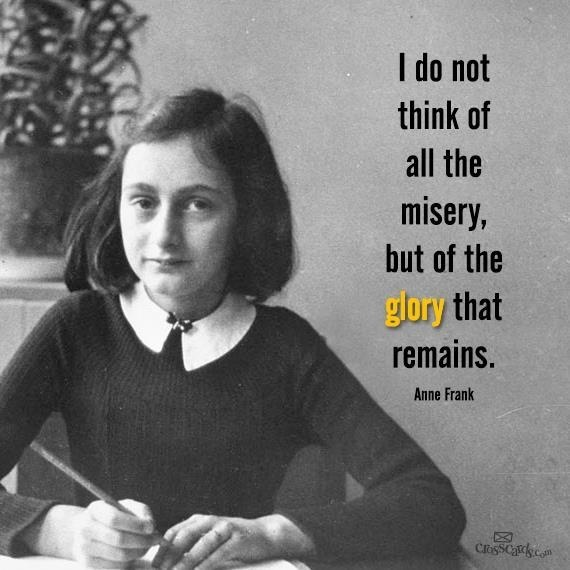 Anne Frank Quotes: 1000+ Images About Anna Franck Family On Pinterest