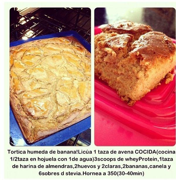 Aqui estaRT @shcarpio: @SaschaFitness por fis coloca nuevamente la receta de la torta húmeda de cambur.. Anda siiii?? Photo - Sascha Barboza | Lockerz