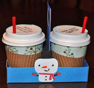My Little Spot Of Sanity Mini Coffee Cup Candy Holders