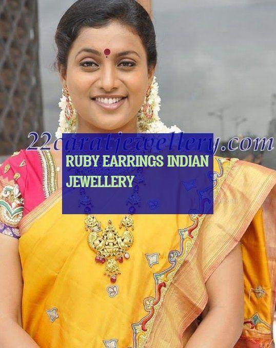 orecchini rubini gioielli indiani – #gioielli #indiani #orecchini #rubini – #gio…
