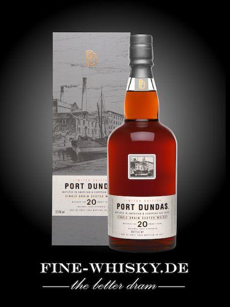 Port Dundas Vintage 1990 20yo Special Release 2011
