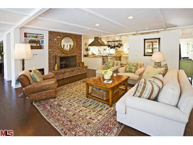 Sally Field's $6.95 Million Malibu Home