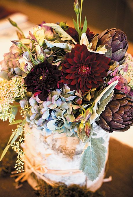 hearts ring rustic  whimsical  outdoor fall Colorado real wedding