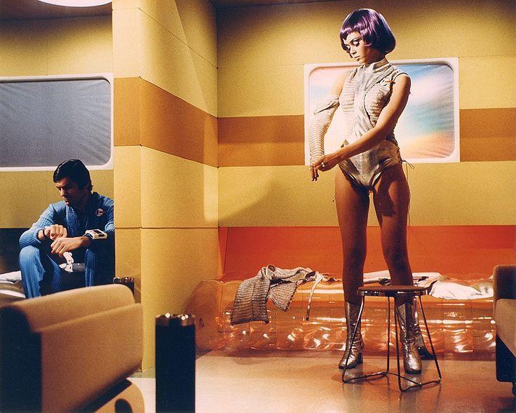 Lt. Gay Ellis    Gabrielle Drake, UFO series, 1970