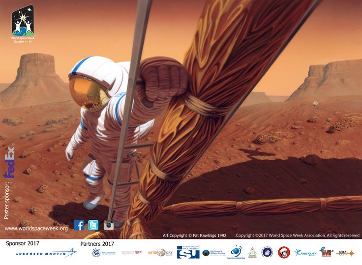Poster | World Space Week