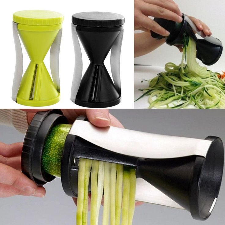 Kitchen Gadget Funnel Model Spiral Slicer Vegetable Shred Device Cutter Cooking Tool Carrot Piece Grater New Kitchen accessories