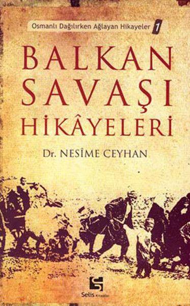 Osmanlı Devleti'nin dağılma sürecinde hüzün tüm coğrafyaların ortak paydasıydı. Üç kıtaya uzanan vatanın her köşesinde cepheler açılmış ve yokluk içinde sürdürülen bu savaşlardan payitahta her gün hazin öyküler ulaşmaktadır. Osmanlı Dağılırken Ağlayan Hikayeler başlığı altında değerlendireceğimiz bu hikayelerin ilki Balkan Savaşı Hikayeleri'dir.  Elinizdeki kitap, 1912-1913 Balkan Savaşları ardından Osmanlı matbuatına yansıyan ve pek azı günyüzüne çıkmış harp hikayelerinden oluşmaktadır.