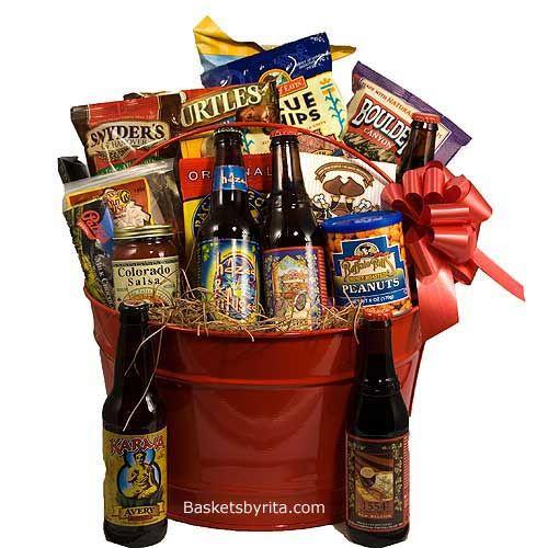 27 best gift basket ideas images on Pinterest | Gift basket ideas ...