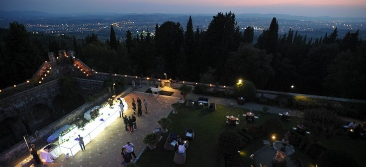 #tuscany #wedding #castle - Florence Wedding Castle 298 | Tuscan Wedding Location in Florence