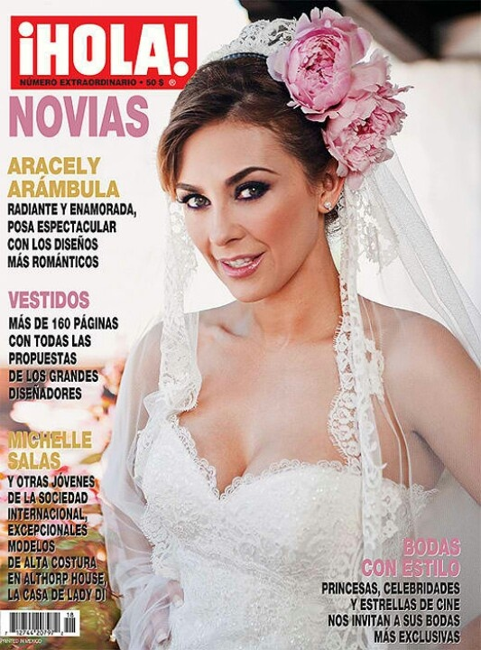 Cover of Hola Mx inspired on me! How cool is that!