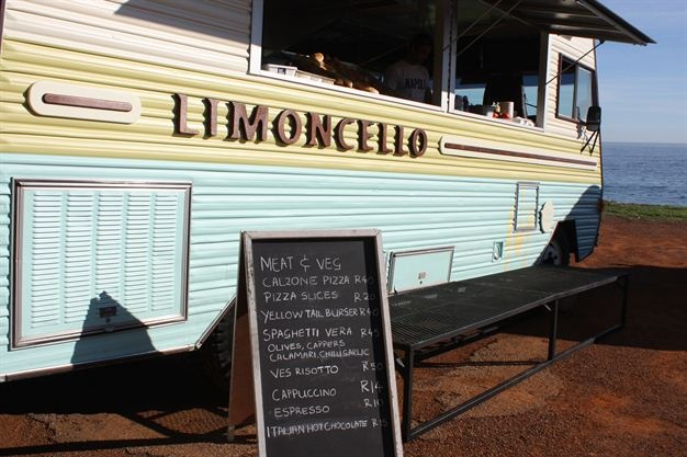 limoncello - cape town food trucks - Food24