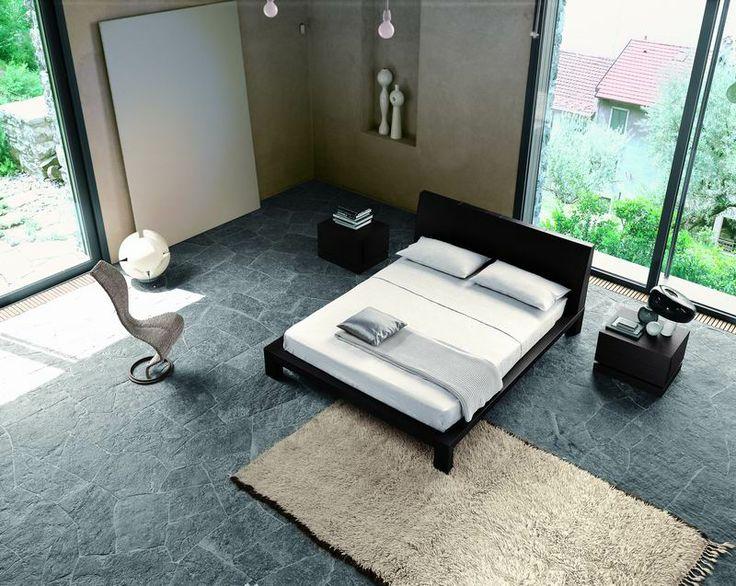 LA FALEGNAMI - Vogue dark bed