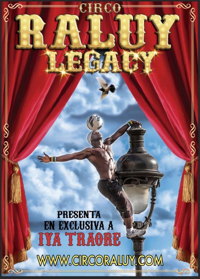 Circo Raluy Legacy #touristvalencia #Valencia #turismo #tourism #turisme #circo #circoRaluy