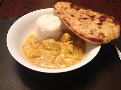 Curry in a Hurry -  Supercook