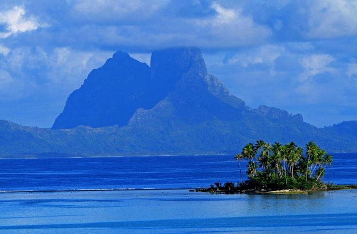 Discover the beauty of Bora Bora during a cruise with Paul Gauguin Cruises.