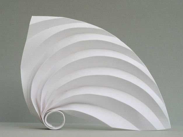 Curved form by Tom Defoirdt, via Flickr