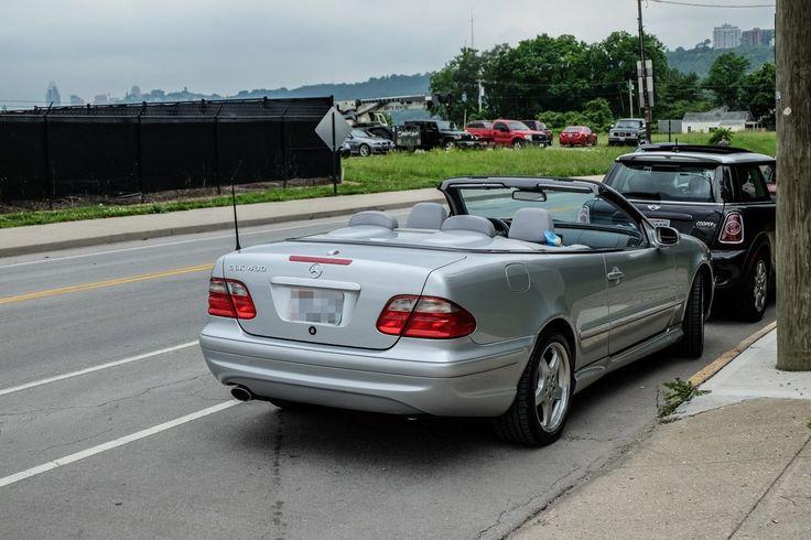 2000-2003 Mercedes-Benz CLK 430 Cabriolet by Kamaji-H.deviantart.com on @DeviantArt