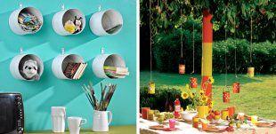 barattoli fai da te, barattoli decorati, barattoli riciclati, decorazione barattoli,