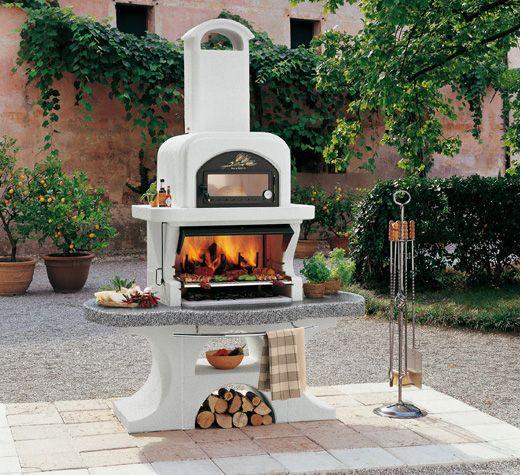Die besten 25+ Rustikale outdoor pizzaöfen Ideen auf Pinterest - pizzaofen grill bausatz