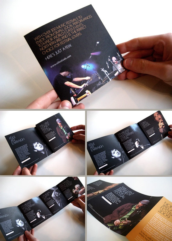 Best Paper Folding Techniques Images On   Brochure