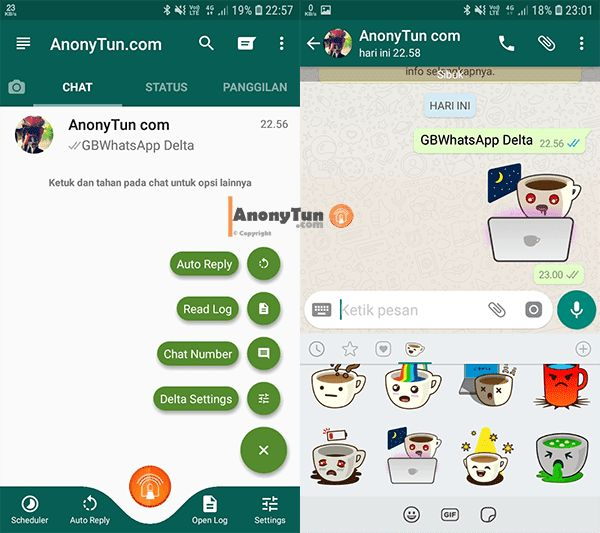 Download Whatsapp Delta Mod Apk Versi Terbaru 2019 di 2020