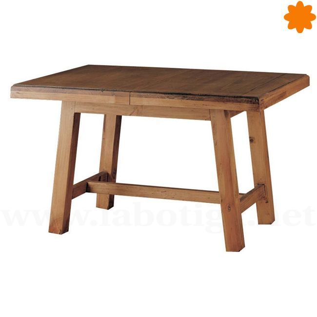 """Aquí tienes disponible para comprar on-line <strong>una mesa de centro extensible</strong>fabricada en madera de pino. Esta estupenda mesa es muy práctica para tener en una cocina que no sea demasiado grande, ya que es<em> """"estrechita""""</em> me mide <strong>85 centímetros</strong> de ancho y es más bien larguita, así que es perfecta para tenerla apoyada en la típica pared de la cocina, delante de la barra de la encimera. Esta preci..."""