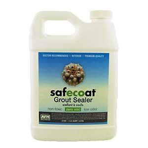 exterior grade grout sealer. afm safecoat zero voc grout sealer exterior grade