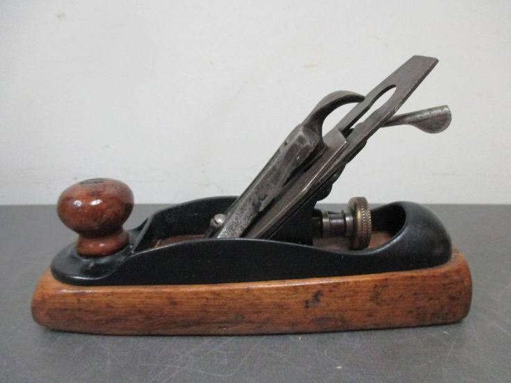 """Vintage Sargent VBM 8 1/2"""" Wood Plane Carpentry Woodworking Tool #Sargent"""