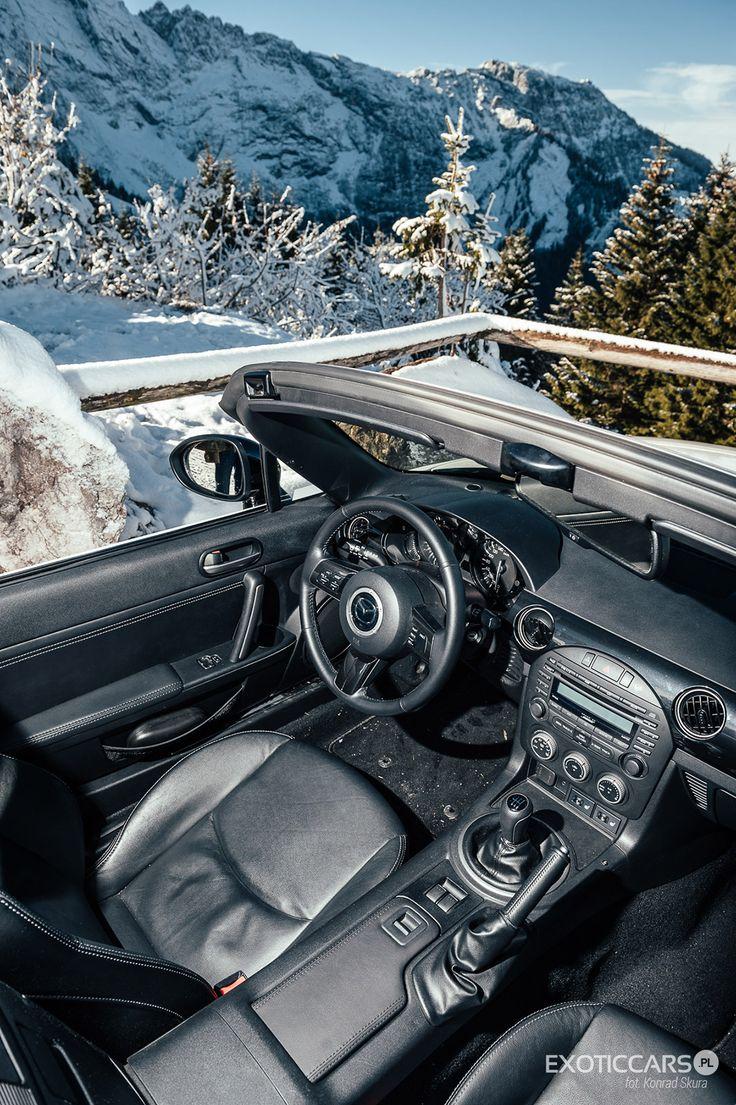 We really don't afraid winter :) http://exoticcars.pl/testy/mazda-mx-5-zima-w-alpach/