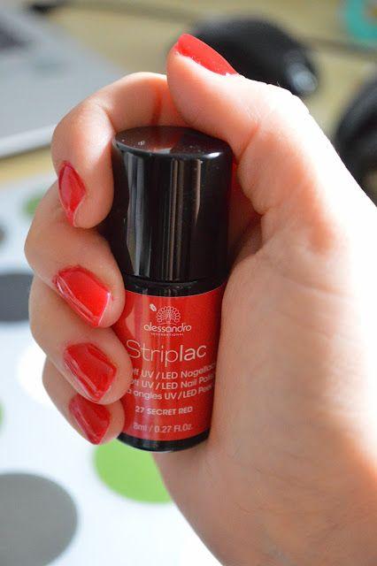 Striplac Secret Red