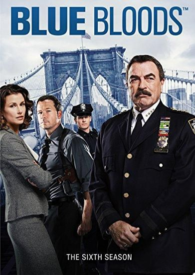 Len Cariou & Donnie Wahlberg - Blue Bloods: The Sixth Season
