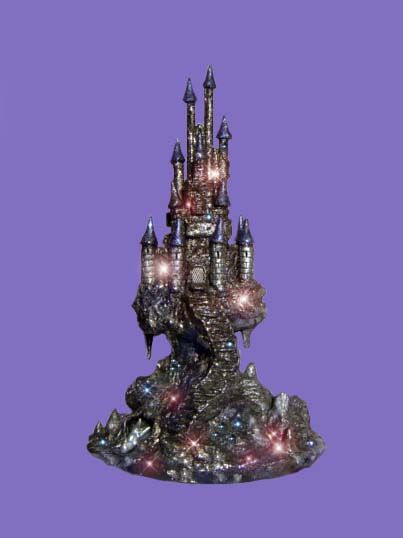 Enchanted Castle. Front view.